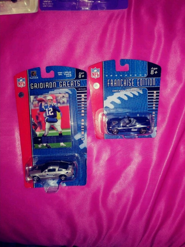 Used Patriots Collectable Die Cast For Sale In Raleigh Letgo