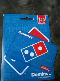 $20 Domino's Gift Card for $15