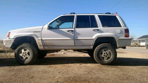Lifted Jeep Cherokee >> 95 Lifted Jeep Grand Cherokee Limited Edition 4x4
