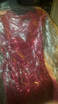 red sparkle dress brand new WOW!  Baltimore, 21211