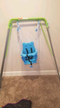 Baby swing (foldable)
