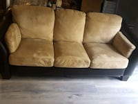 **REDUCED TO SELL** 3 seat sofa $80 Port Coquitlam, V3C 1V2