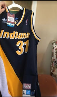 Pacers miller jersey New with tags