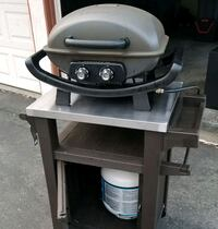 Nexgrill with 20lb tank, stand, cover Carlsbad, 92010