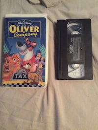 Oliver and Company vhs tape 276 mi