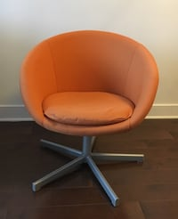 IKEA SKRUVSTA Swivel Chair/Chaise pivotante