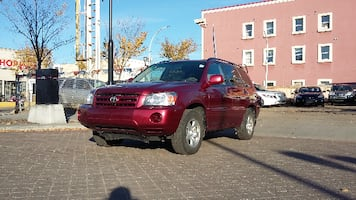 2004 Toyota Highlander 4x4 - One Owner