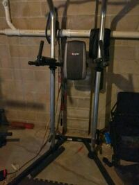 black and gray elliptical trainer Berkeley Township, 08721