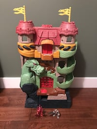Fisher-Price Imaginext Dragon World