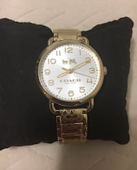 New Authentic Coach watch New York, 11377