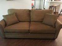 Macy's- Kaleigh Queen Sleeper Sofa Derwood