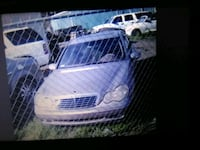 Transmission for 650.Mercede Benz - C240 Year-2002 Baton Rouge