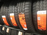 225/60R16 SET OF 4 TIRES ON SALE WE CARRY ALL BRAND AND SIZES  Lafayette