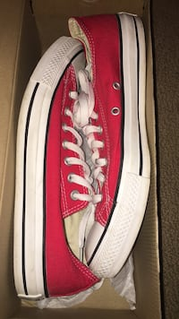 Red Converse Hanover, 21076