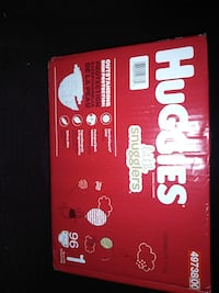 Huggies brand new sealed box 96 pack