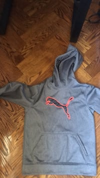 Kids grey puma hoodie  Richmond Hill