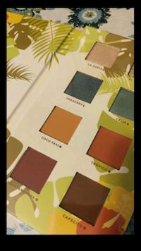 green and white makeup palette Watsonville, 95076