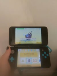 2DS XL with Original Package and 2 games Salt Lake City, 84106
