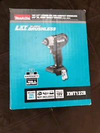 Webuy new Makita drive impact wrench