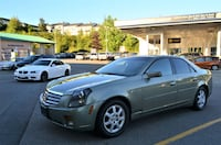Team West Auto Group 2004 Cadillac CTS Local No accident Low km dealer serviced cts Coquitlam