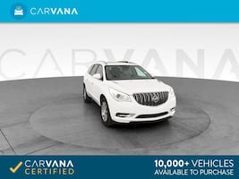 2016 Buick Enclave suv Leather Sport Utility 4D Off white