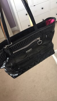 Black coach bag Surrey, V3S 2H4