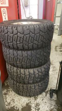 Wheels and tire package Ford F150  Herndon, 20171