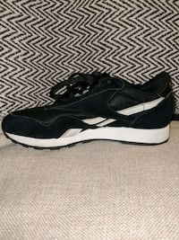 pair of black-and-white Reebok shoes Mansfield, 44903
