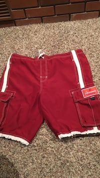 Amber Comby and Fitch swim trunks Richland, 99352