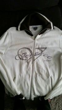 Mens versace zip up sweater  New Westminster, V3L 1H1