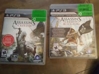 Ps3 Assassions Creed Games Edmonton, T5H