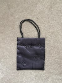 Embroidery Purse with Handle Markham, L6B 1N4