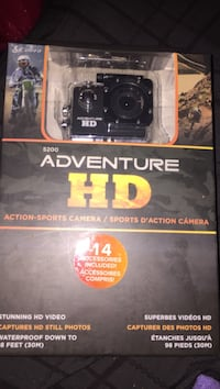 Cobra 5200 Adventure Hd Sports Camera  Calgary, T3J 4T2