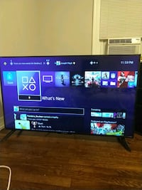 "50"" Element Smart Tv w/remote and HDMI cable 40 km"