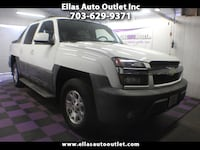 """2004 Chevrolet Avalanche 1500 5dr Crew Cab 130"""" WB 4WD Z71 Woodford"""