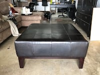 Leather Ottoman Vancouver, V5T 4R8