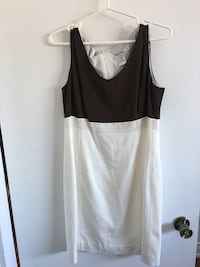 women's black and white sleeveless dress Toronto, M1G 3P7