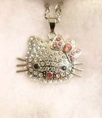 HELLO KITTY NECKLACE Calgary, T3N 1B5