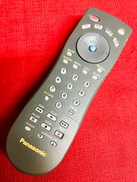 Panasonic EUR7613Z410 TV VCR DVD Remote Control Good Condition  Las Vegas, 89131