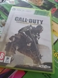 Call of Duty Advanced Warfare Xbox 360 spelväska Hässleholm S, 282 33