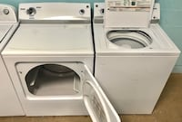 Kenmore washer and dryer set 90 days warranty