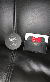 Kate Spade Minnie Mouse Change Purse