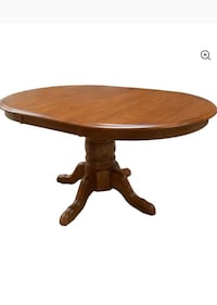 Kitchen/Dining table Oval -Oak with extendable leaf Vaughan, L4L 0B3