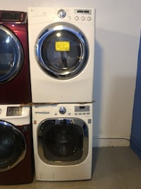 LG Front washer and dryer set, in perfect condition  Baltimore, 21223