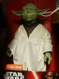 Star Wars Yoda Figure New York, 11235