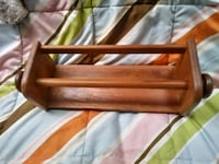 Wooden Paper Towel Holder Louisville, 40229