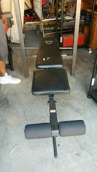 black weight bench Modesto, 95356
