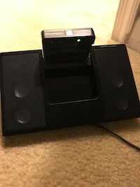 InMotion portable ipod stereo