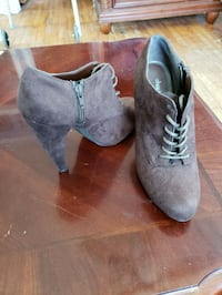 Chocolate brown Charlotte Russe Boots Clay, 13041