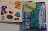Crochet book and kit - Brand New